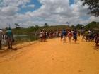 Jovem desaparecido é encontrado morto em lagoa de Candeias, na BA