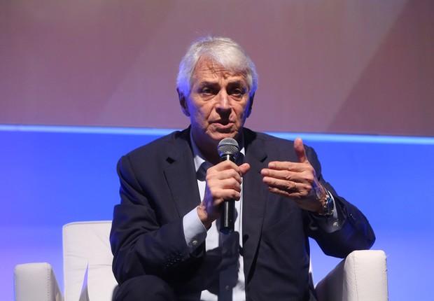Pedro Passos , fundador da Natura , afirma que empreendedores não devem esperar a crise passar para abrir seu negócio (Foto: Camila Alves/Endeavor Brasil)
