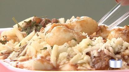 Festa do arroz de Tremembé tem pratos com muita criatividade