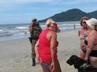 Cão-guia abordado em praia, morte de irmãs, nuvem colorida: veja mais lidas