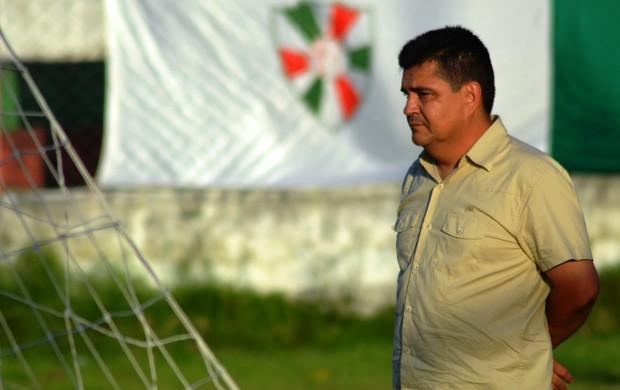 Fernando Dourado disse que os desfalques fizeram muita falta (Foto: Felipe Martins/GLOBOESPORTE.COM)