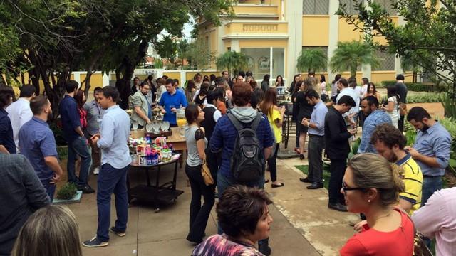 EPTV promove encontro de mídias digitais em Campinas (Foto: Reberson Ricci)