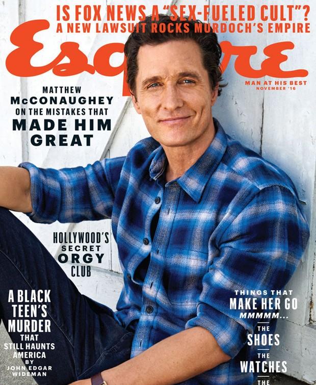 Matthew McConaughey (Foto: Reprodução)
