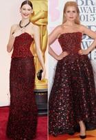 Paloma Faith usa look quase igual ao de Behati Prinsloo no Oscar