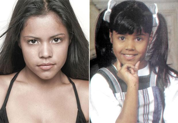 Giselle Medeiros, a ex-chiquitita Dani (Foto: Divulgação)