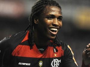 Diego Maurício se acidentou quando ia para o treino do Flamengo (Foto: Alexandre Loureiro/VIPCOMM)