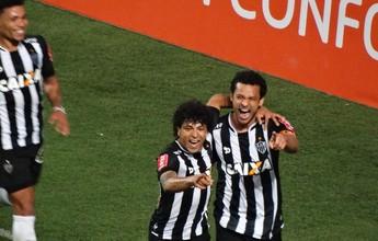 Atlético-MG vence em casa, afunda Figueira e fica a dois pontos do Fla