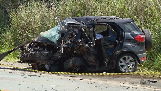 Médica que sobreviveu a acidente que matou três está internada na UTI