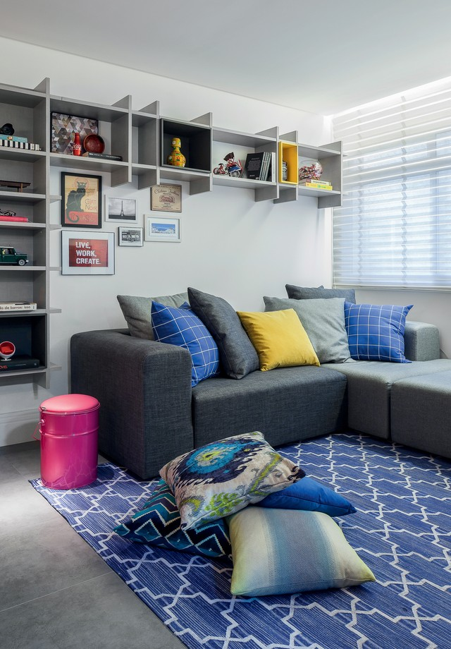 Aprenda a combinar almofadas  (Foto: Vivi Spaco/Arquivo Casa Vogue)