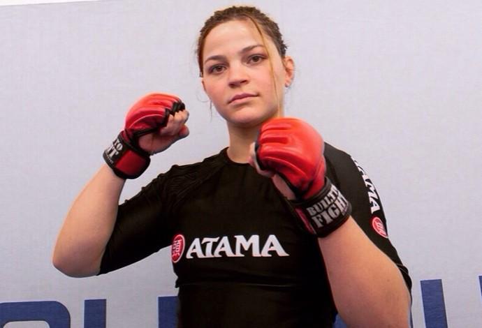 Ana Carolina Vidal MMA jiu-jítsu Invicta FC (Foto: Arquivo Pessoal)