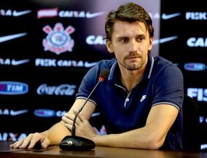 Paulo André coletiva Corinthians (Foto: Daniel Augusto Jr. / Agência Corinthians)