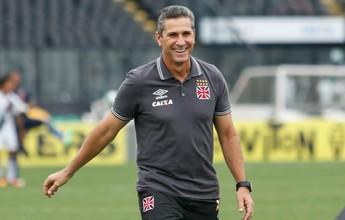 """Jorginho celebra vitória folgada sobre o Atlético-GO: """"Estava engasgado"""""""
