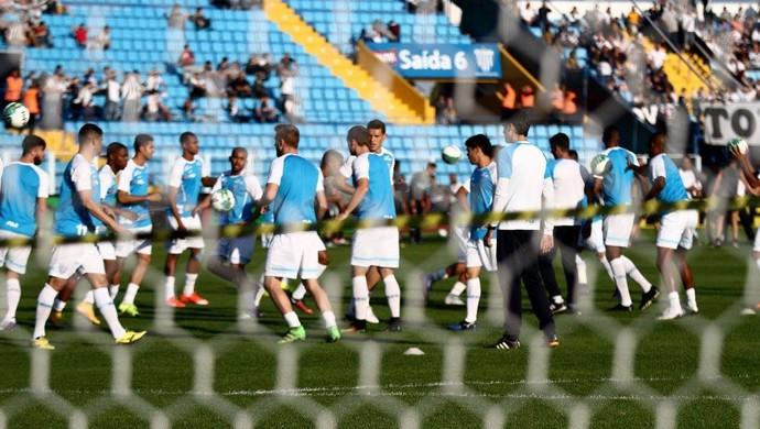 Avaí apresenta (Foto: Jamira Furlani/Avaí FC)