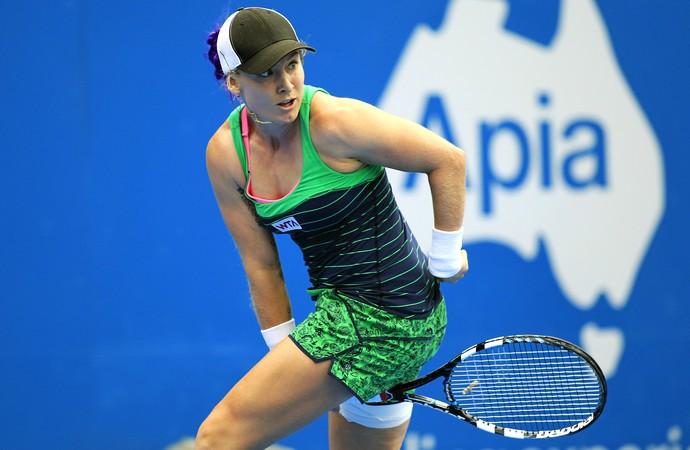 Mattek-Sands, WTA de Sydney - AP (Foto: AP)