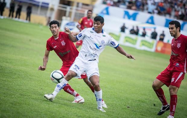 Sergipe 2 x 2 Confiança (Foto: Felippe Araújo / FSF)