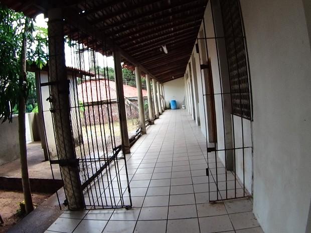 Hospital Psiquiátrico Valter Alencar (Foto: Divulgação/Sinpoljuspi)