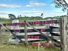 Família relata invasão e armadilhas em fazenda alvo de grileiros em MT