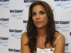 Ivete Sangalo visita Netinho em hospital em Salvador
