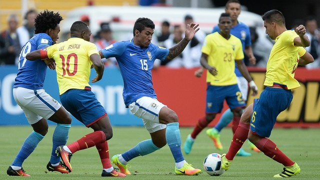 Assistir Equador vs Chile ao vivo hoje 06/10/2016