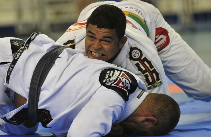 Thiago Reinaldo jiu-jitsu Manaus (Foto: Antônio Lima/Semjel)