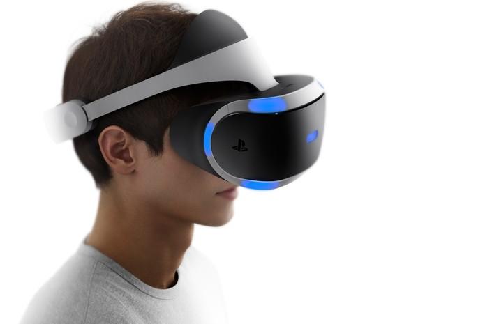 Por ora, PS VR não foi confirmado para o Brasil (Foto: Divulgação/Sony)