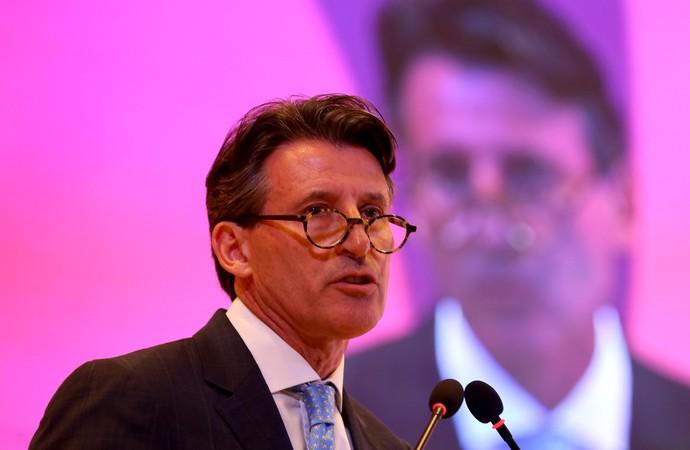 Sebastian Coe eleição IAAF (Foto: Getty)