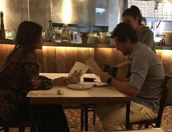 Apesar de terem sido vistos juntos em São Paulo, a cantora nega os boatos de que esteja namorando o empresário Bruno Rudge (Foto: Reprodução Instagram)