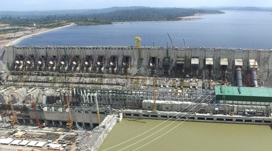 Usina do Belo Monte: obra é a esperança da Engevix (Foto: Divulgação)