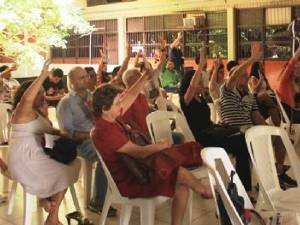 Decisão foi tomada em assembleia da categoria realizada na UFPA, em Belém, na última quarta (29). (Foto: Divulgação/Adufpa)