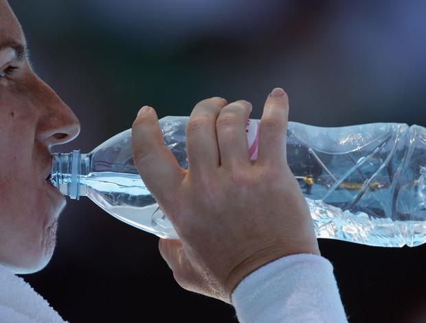 corrida hidratação água (Foto: Arquivo Pessoal)