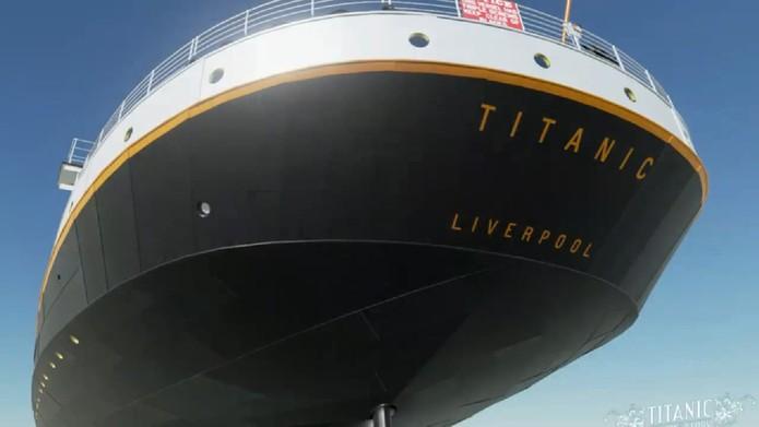 Titanic: Honor and Glory  (Foto: Divulgação)