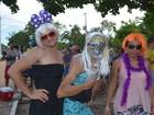 FOTOS: Confira como foi o domingo de carnaval 2016 em Alter do Chão, PA