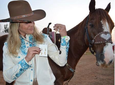 Simone Zamora, designer de joias e competidora nos Três Tambores (Foto: Cleber Akamine)