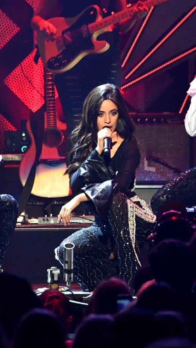 Camila publicou foto do momento (Foto: Reprodução)