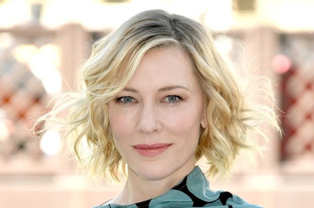 Cate Blanchett no Festival de Cinema de Dubai em dezembro de 2017 (Foto: Divulgação)