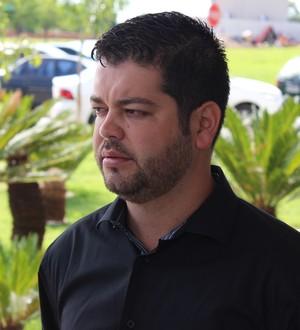 Leandro Ribeiro - Anapolina (Foto: Fernando Vasconcelos / Globoesporte.com)