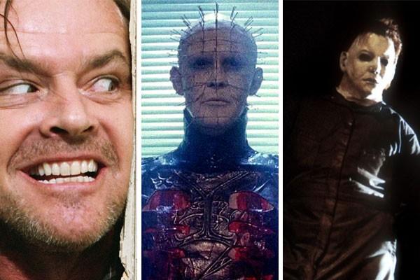 'O Iluminado', 'Hellraiser' e 'Halloween' também foram marcantes por suas trilhas icônicas (Foto: Divulgação)