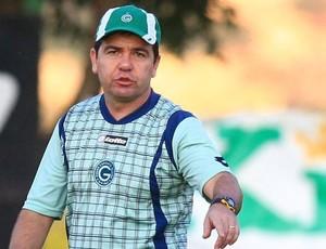 Enderson Moreira, técnico do Goiás (Foto: Wildes Barbosa / O Popular)