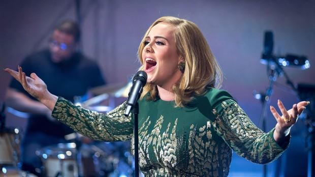 Adele especial (Foto: Multishow)