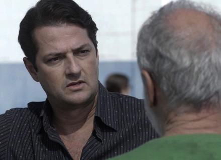 Malagueta visita pai no presídio e ouve ameaça: 'Vou querer minha parte'
