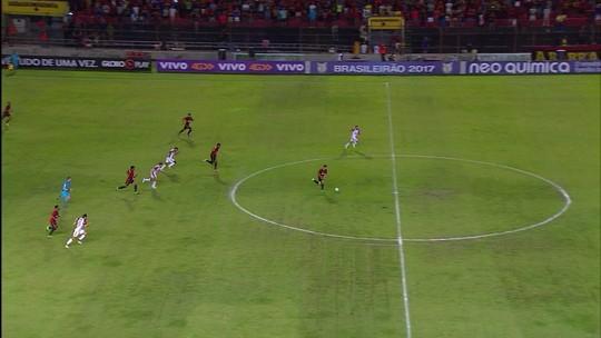 """Com pixotada de Muralha e """"lei do ex"""", Sport vence primeira na Era Luxa contra Flamengo"""
