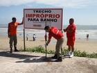 MPF quer ampla divulgação das condições de balneabilidade das praias