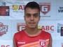 Ex-Botafogo, meia-atacante Lucas Rodrigues é reforço do Guarani-MG