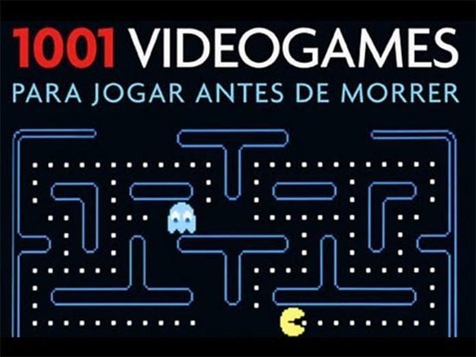 Livro dá dicas de jogos imperdíveis (Foto: Divulgação)