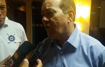 """""""Acredito que deveremos fechar com a Umbro"""", comenta presidente do CSA"""