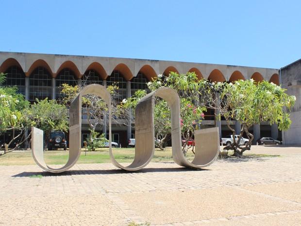 Sede da Assembleia Legislativa do Piauí Alepi (Foto: Catarina Costa/G1 Piauí)