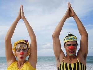 Espetáculo Os Nadadores será apresentado no Teatro Minerva, em Areia (Foto: Divulgação/Funesc)