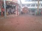 Chove em 24 municípios do Ceará no Natal; Ubajara teve chuva mais forte