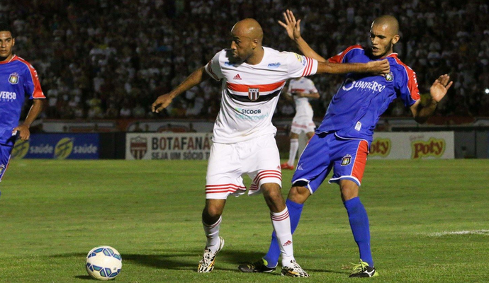 Botafogo-SP x São Caetano - Série D (Foto: Rogério Moroti/Agência Botafogo)