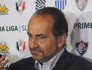 Alexandre Kalil, CEO da Primeira Liga (Foto: Daniel Mundim)
